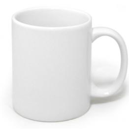 Чашка белая стандарт