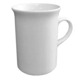 "Чашка белая ""Тюльпан"""