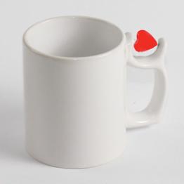 """Чашка """"Love"""" с сердечком"""