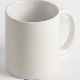 """Чашка белая """"BIG"""" 400мл"""