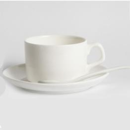 Чашка кофейная с блюдцем и ложечкой