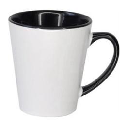 "Чашка ""латте"" черная"