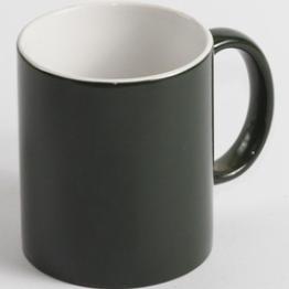 "Чашка ""Хамелеон"" черный"