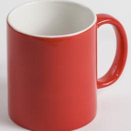 """Чашка """"Хамелеон"""" красный"""