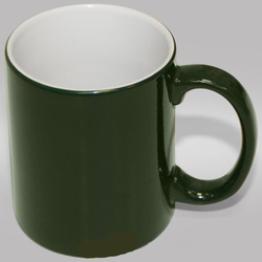 """Чашка """"Хамелеон"""" зеленый"""