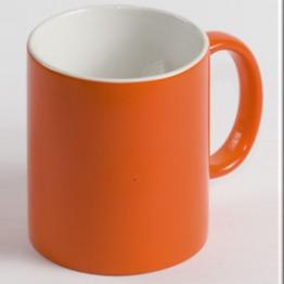"""Чашка """"Хамелеон"""" оранжевый"""