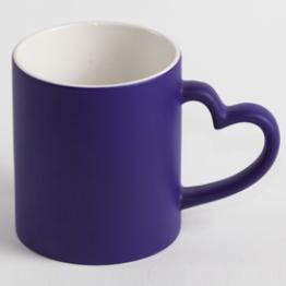 "Чашка ""Хамелеон"" love синий"