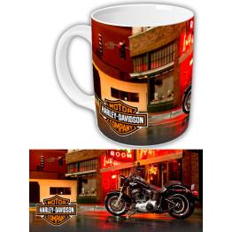 "Чашка Мотоцикл ""Harley-davidson"""