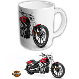 "Чашка Мотоцикл ""Harley-davidson"" 2"