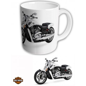 "Чашка Мотоцикл ""Harley-davidson"" 3"