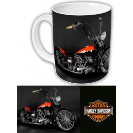 "Чашка Мотоцикл ""Harley-davidson"" 4"