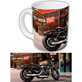 "Чашка Мотоцикл ""Harley-davidson"" 5"