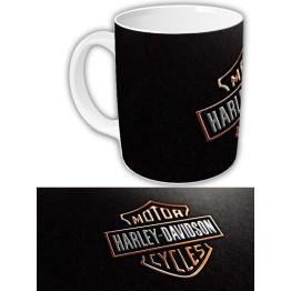 """Чашка с символикой """"Harley-Davidson"""" 2"""
