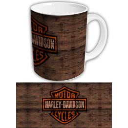 """Чашка с символикой """"Harley-Davidson"""" 3"""