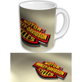 """Чашка с символикой """"Harley-Davidson"""" 4"""