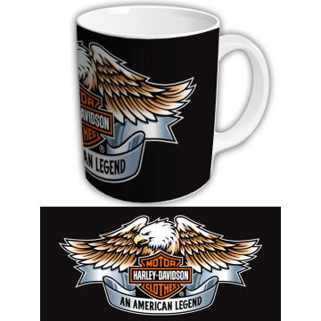 "Чашка ""Harley-Davidson"" Eagle"