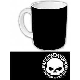 "Чашка ""Harley-Davidson"" skull"