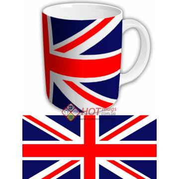 Чашка флаг Великобритании