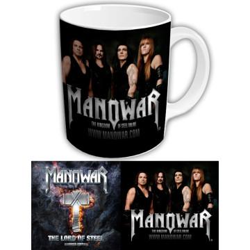 "Чашка ""Manowar 4"""