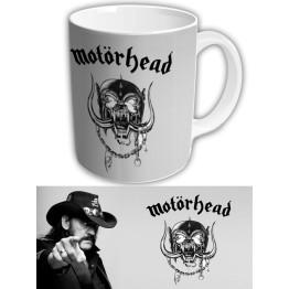 "Чашка ""Motorhead 2"""