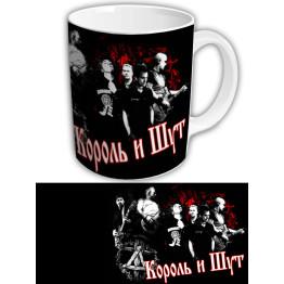 """Чашка """"Король и шут 3"""""""